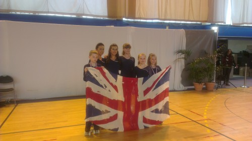 Issy International Roller Dance Competition 2014