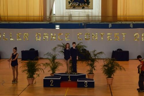 Issy Espoir Couples Champions 2015
