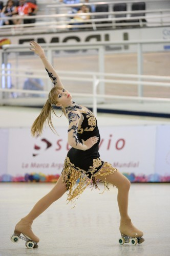 Paige's free dance at world championships