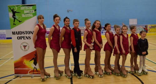 Maidstone Competitions 2015